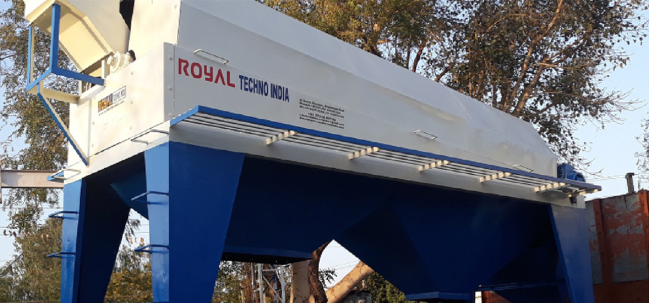 Rotary Screen (Trommel)