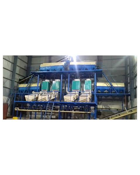 Ramming Mass Plant / 30-80 Granule Plant